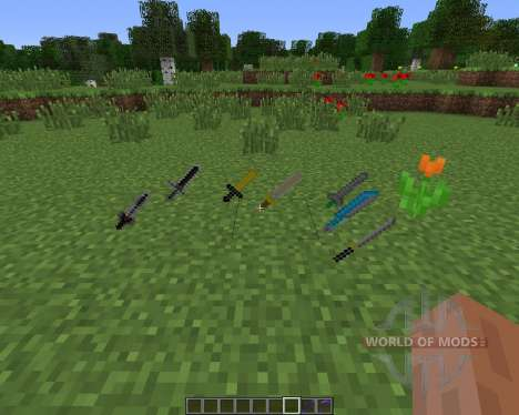 Cartoon Weapons for Minecraft