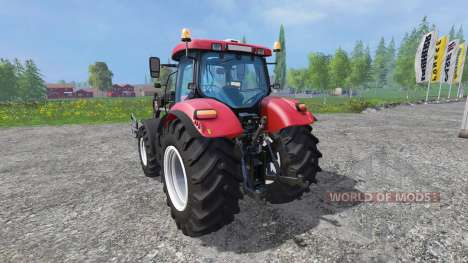 Case IH Puma CVX 160 FL v1.0 for Farming Simulator 2015
