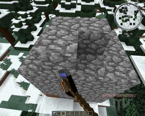 The Bat Belt for Minecraft