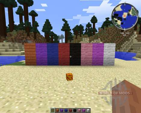 Chameleon Blocks for Minecraft
