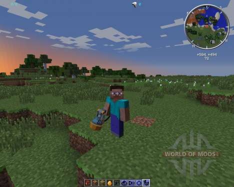 Ratchet and Clank for Minecraft