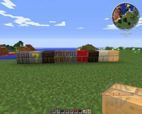 Stone Bricks for Minecraft
