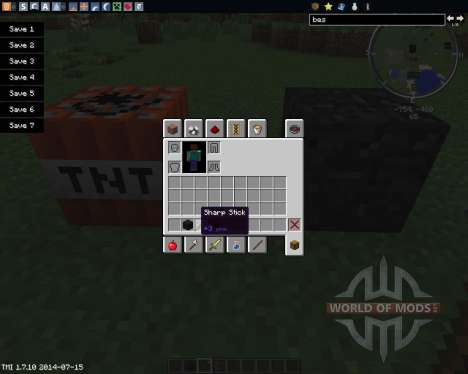 Random TNT for Minecraft