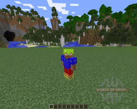Colorful Armor for Minecraft
