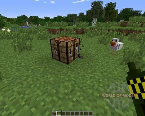 The Sabotage for Minecraft