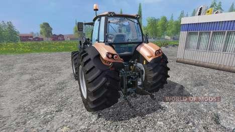 Deutz-Fahr Agrotron 7250 Forest King orange for Farming Simulator 2015