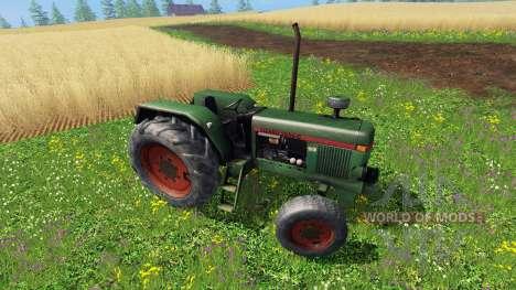 Lizard 2850 broken for Farming Simulator 2015