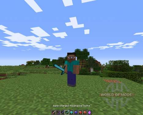 Silents Gems for Minecraft