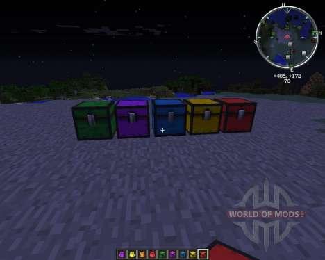 CompactStorage for Minecraft