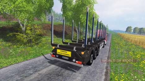 Fliegl Grume for Farming Simulator 2015
