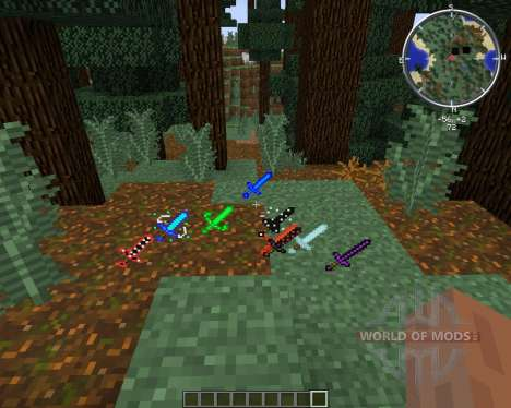 Epic Swords for Minecraft