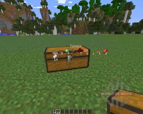 HoloInventory for Minecraft