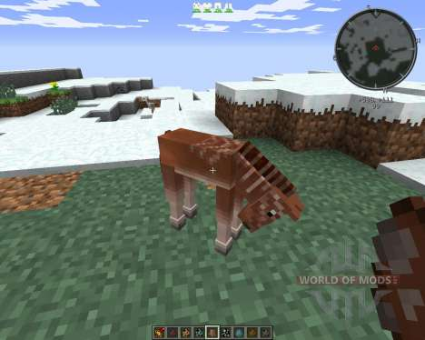 Fossil-Archeology for Minecraft