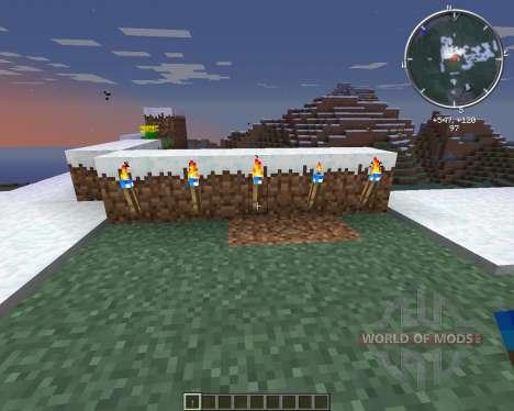 Torcherino for Minecraft