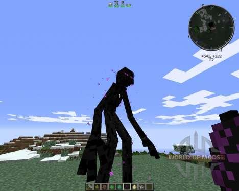 Mutant Creatures for Minecraft