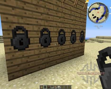 MC Lock for Minecraft