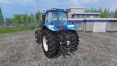 New Holland T8.275 for Farming Simulator 2015
