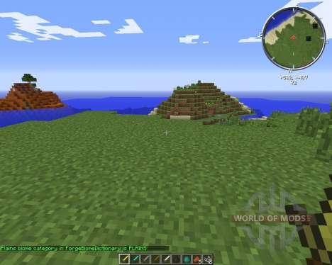 BiomeChecker for Minecraft