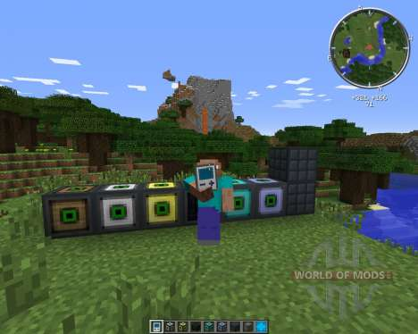 Compact Machines for Minecraft