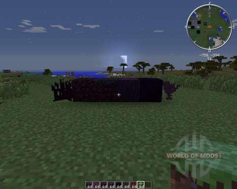 Dark Nature for Minecraft