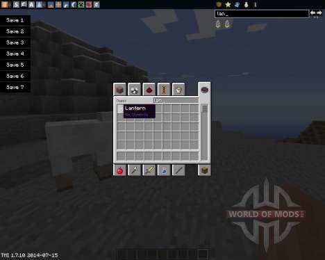 Lantern for Minecraft