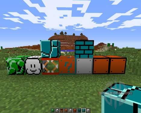 Super Mario for Minecraft