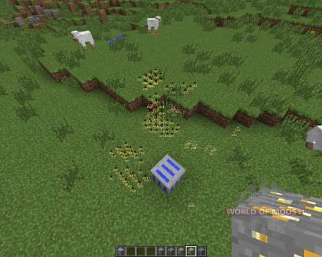 Ore Sniffer for Minecraft