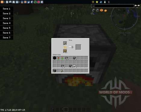 SmeltToIngots for Minecraft