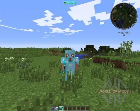 Blurite for Minecraft