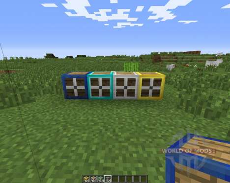 Fans for Minecraft