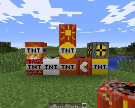 Explosives Plus Plus for Minecraft