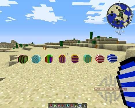 EasterEgg for Minecraft
