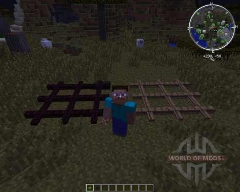 Lattice for Minecraft
