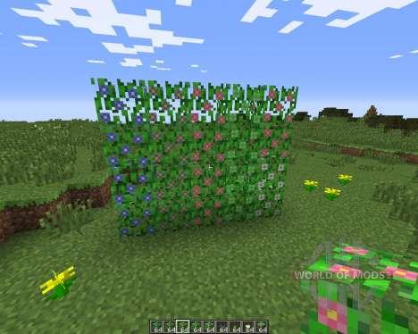 Flowercraft for Minecraft