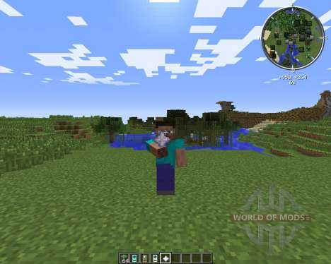 EnderFarm for Minecraft