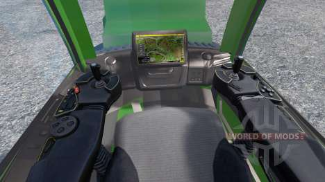John Deere 1510E for Farming Simulator 2015