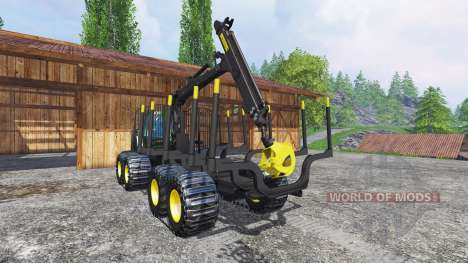 John Deere 1910E for Farming Simulator 2015