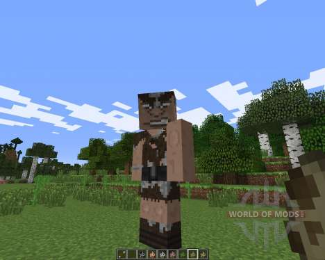 Goblins and Giants for Minecraft