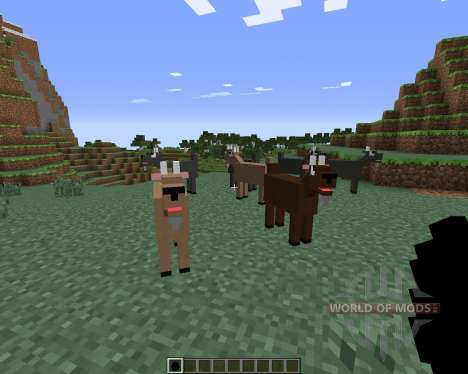 Goat for Minecraft