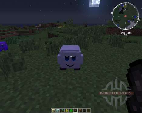 Kirby and Friends for Minecraft