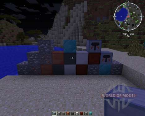 Master Smith Stuff for Minecraft