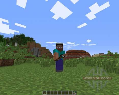 Slingshot for Minecraft