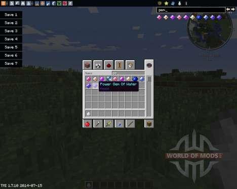 Power Gems for Minecraft