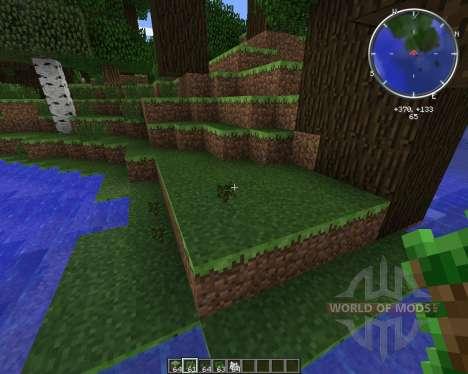 Auto Sapling for Minecraft
