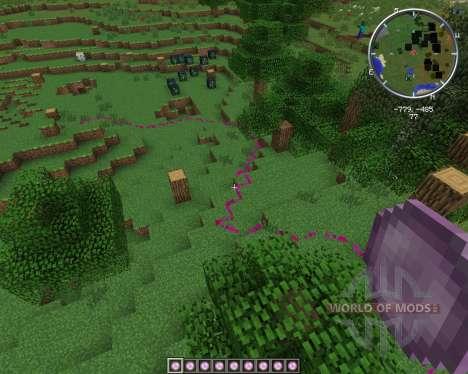 Magic Yarn for Minecraft