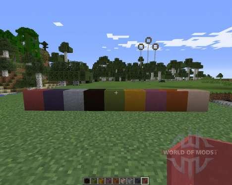 Modular Flower Pots for Minecraft