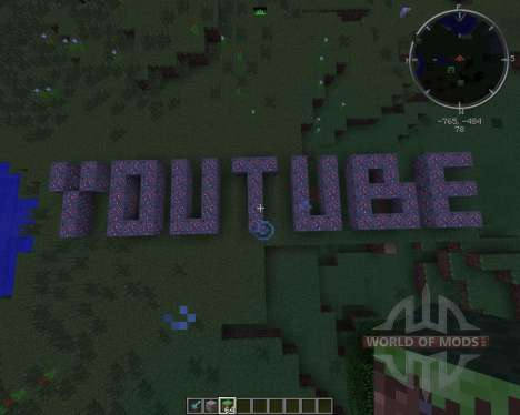 Youtuber for Minecraft
