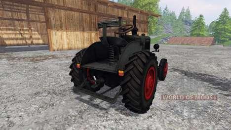 Ursus C-45 for Farming Simulator 2015