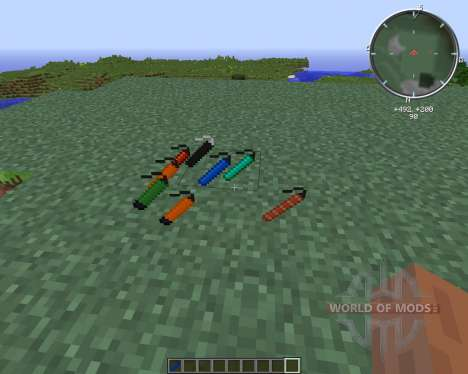 Too Much TNT for Minecraft