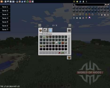 TYNKYN for Minecraft